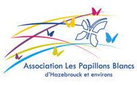 Logo Papillons Blancs Hazebrouck