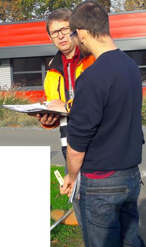 Moniteur évaluation RAE