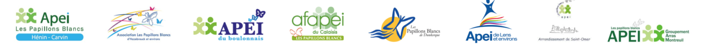 Logos des associations membres de Déqualco